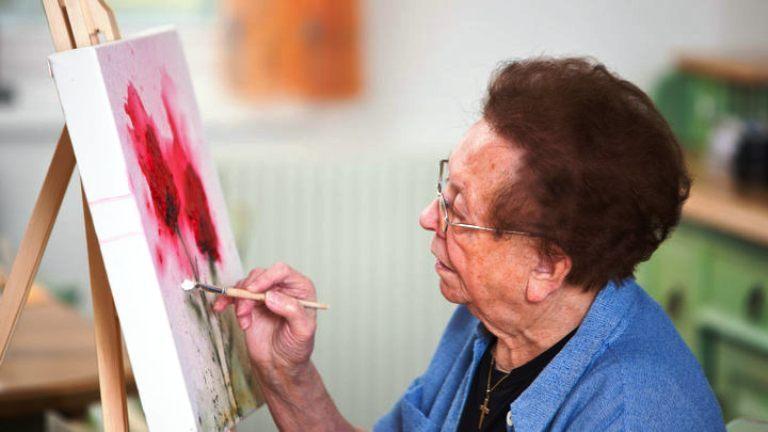 passatempi per anziani