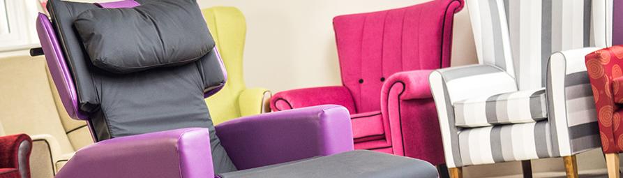 Poltrone e sedie per anziani