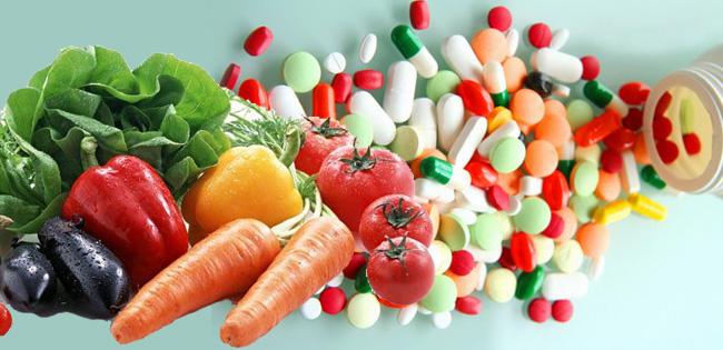 vitamine e integratori per anziani
